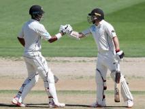 SL vs NZ, 2nd Test: टॉम लैथम की शतकीय पारी से मजबूत स्थिति में न्यूजीलैंड, श्रीलंका अब भी 48 रन आगे