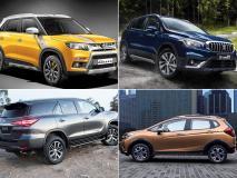 Pics: अप्रैल महीने में इन टॉप 10 एसयूवी कारों की सबसे ज्यादा हुई बिक्री
