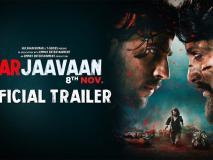 फिल्म Marjaavaan का ट्रेलर हुआ रिलीज, एक दूसरे के आमने-सामने नजर आए Sidharth Malhotra और Riteish Deshmukh