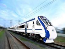 मोदी ने भारत की सबसे तेज ट्रेन 'वंदे भारत' को दिखाई हरी झंडी, जानें 'ट्रेन 18' का किराया, रूट, समय, फूड मेन्यू, स्पीड