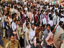 8 साल में बेरोजगारी की दर हुई दोगुनी, नोटबंदी के बाद 50 लाख रोजगार घटेः रिपोर्ट