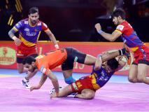 Pro Kabaddi: यू मुंबा की जीत में चमके अभिषेक सिंह, यूपी योद्धा को 39-36 से हराया