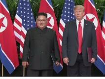 किम जोंग-डोनांल्ड ट्रंप के मुलाकात की 8 बातें, तानाशाह को उड़ाने की धमकी से व्हाइट हाउस के निमंत्रण तक