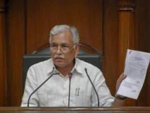 दिल्ली के स्पीकर राम निवास गोयल को 6 महीने की जेल, बीजेपी नेता के घर में जबरन घुसने का मामला