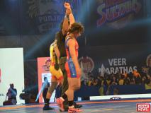 वर्ल्ड चैंपियनशिप: सरिता ने पूजा को चौंकाया, विनेश और साक्षी आसानी से जीते