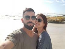 World Cup 2019: पाक पर बड़ी जीत के बाद कप्तान कोहली ने पत्नी अनुष्का संग ऐसे बिताया वक्त, देखें रोमांटिक फोटोज