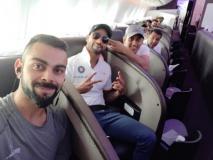 आयरलैंड-इंग्लैंड दौरे के लिए टीम इंडिया रवाना, फ्लाइट के अंदर ऐसे मस्ती करते दिखे खिलाड़ी
