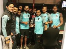 Ind Vs SA: जीत के 'पंच' के बाद कोहली ने कहा जय हिंद, वायरल हुआ ट्वीट