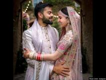 इस दुल्हन ने अपनी शादी में पहना अनुष्का शर्मा स्टाइल लहंगा, ऑउटफिट में किया ये खास बदलाव, देखें तस्वीरें