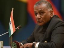 केंद्रीय मंत्री वीके सिंह ने राफेल मामले पर कांग्रेस की नीयत को लेकर उठाये सवाल, अनिल अंबानी पर नहीं दिया कोई जवाब