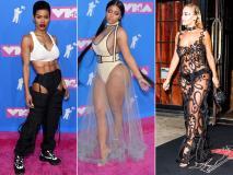 MTV VMAs 2018: हॉलीवुड की अभिनेत्रियों के फैशन सेंस ने उड़ाए होश, रेड कारपेट पर दिखा जलवा