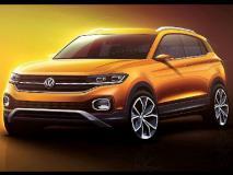 Volkswagen T-Cross का भारत में लॉन्च होना तय, Hyundai Creta से होगा मुकाबला
