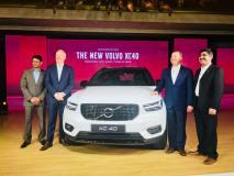 भारत में लॉन्च हुई Volvo XC40, कीमत 39.90 लाख रुपये