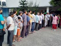 Lok Sabha 1st Phase Polling Bihar and UP Live: यूपी की आठ और बिहार की चार लोकसभा सीटों के लिए मतदान जारी, वोटर्स में देखा जा रहा उत्साह