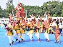 राजस्थान: वागड़ महोत्सव का भव्य रंगारंग शुभारंभ, धरती पर बिखरे लोक संस्कृति के रंग वागड़ की समृद्ध कला के संग
