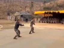 LOC पर सैनिकों ने किया जबरदस्त 'ब्रेक डांस', VIDEO देख लोगों ने की रेमो डिसूजा से तुलना