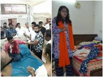 पश्चिम बंगाल: दो बीजेपी प्रत्याशी के घर में हमला, एक अस्पताल में भर्ती, बीजेपी का TMC पर आरोप