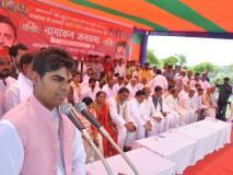 इंटरव्यू: फिरोजाबाद के सांसद अक्षय यादव बोले-चाचा शिवपाल कोई चुनौती नहीं, लड़ाई एकतरफा है