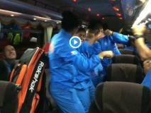 Women FIH Series Final: खिताब जीतने के बाद भारतीय महिलाओं ने कुछ इस अंदाज में मनाया जश्न, वीडियो वायरल