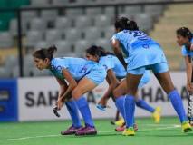 भारतीय महिला हॉकी टीम ने आयरलैंड को 3-0 से मात देकर चौंकाया