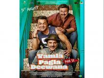 Yamla Pagla Deewana Phir Se World TV Premiere:बाप-बेटों की ये जोड़ी मचाएगी धमाल, जानें कब और किस चैनल पर आएगी फिल्म