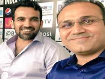 जहीर खान 40 साल के हुए, सोशल मीडिया पर टर्बनेटर हरभजन सहित सहवाग ने ऐसे दी बधाई