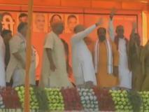 लोकसभा चुनावः, 'गुरुघंटाल'अय्यर मोदी जी के लिए अपशब्द कहे, लेकिन राहुल बाबा चुप रहे, कुछ नहीं बोले
