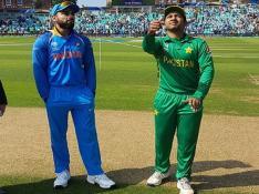 India vs Pakistan Match Update: पाकिस्तान ने जीता टॉस, भारत करेगा पहले बल्लेबाजी