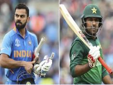 ICC World Cup 2019 : भारत-पाकिस्तान महामुकाबले के इंतजार में फैंस