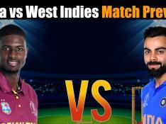 भारत-वेस्ट इंडीज मैच में कौन मारेगा बाजी? जानिए संभावित टीम