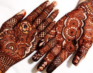 List Of Best And Latest Karva Chauth Mehndi Design, Last