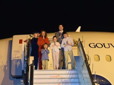 कनाडा के प्रधानमंत्री जस्टीन ट्रुडो फैमिली संग 7 दिन के भारतीय दौरे पर, इन मुद्दों पर होगी चर्चा