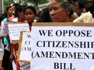नागरिकताविधेयकः असम में 2 लोगों की मौत,कर्फ्यू का उल्लंघन, छावनी में तब्दील गुवाहाटी, आमजन सड़क पर