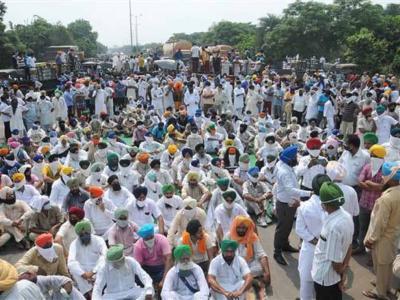 कृषि विधेयकों के खिलाफ आज किसानों का भारत बंद का ऐलान, विपक्ष का समर्थन, कई ट्रेनें रद्द