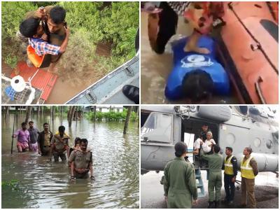 Kerala Flood: महामारी से बचने के लिए करीब 3000 मेडिकल कैंप लगाए गए, सीएम ने बुलाई बैठक