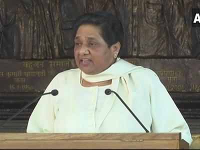 राज्यसभा चुनाव: बीएसपी सुप्रीमो मायावती बोलीं- 1 वोट रोकन के लिए बीजेपी ने अपनाए सीबीआई-ईडी जैसे हत्थकंडे