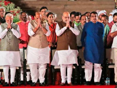 अयोध्या भूमिपूजन में आमंत्रित नहीं हैं मोदी सरकार के मंत्री, बीजेपी अध्यक्ष नड्डा को भी न्योता नहीं