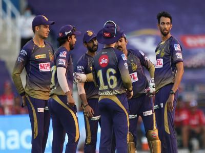 IPL 2021: नितीश राणा के तूफान में उड़ा हैदराबाद, कोलकाता ने 10 रन से जीता मैच - Hindi News | IPL 2021 Hyderabad vs Kolkata eoin morgan win first match in ipl 2021 | Latest cricket News at Lokmatnews.in