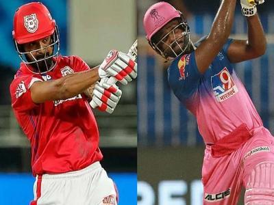 IPL 2021, RR vs PBKS: ताबड़तोड़ बल्लेबाजी कर सकते हैं क्रिस गेल और केएल राहुल, जानें दोनों टीमों की प्लेइंग इलेवन - Hindi News | Rajasthan vs Punjab kings know here rajasthan won toss playing eleven record and all stats | Latest cricket News at Lokmatnews.in