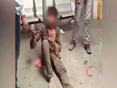 राजस्थान में फिर पीटे गए दलित युवक, गधा चुराने के शक में बरसाए गए लात-घूसे, वीडियो वायरल
