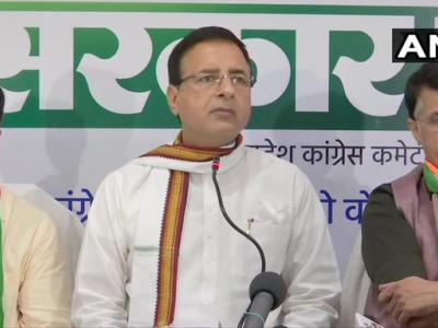 मुंगेर गोलीकांडःसुरजेवाला बोले-नीतीश राज ने बिहार को अराजकता की आग में झोंक दिया, सीएम कोगद्दी पर बने रहने का अधिकार नहीं