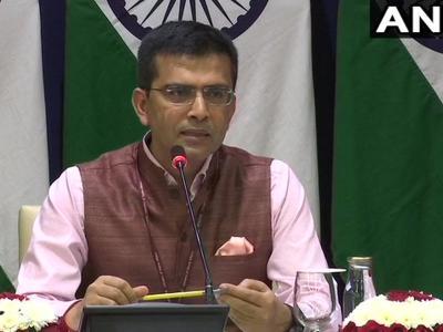 कांग्रेस ने लोकसभा में उठाया सवाल, विदेश मंत्रालय ने जवाब में कहा- पासपोर्ट पर कमल का निशान सुरक्षा विशेषता का है हिस्सा