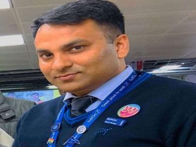 इंडिगो एयरलाइंस मैनेजर रुपेश सिंह हत्याकांड, डीजीपी बोले-एयरपोर्ट पार्किंग को लेकर चल रहा था विवाद, जल्द खुलासा, ठेके विवाद में गई जान