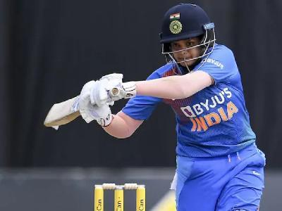 Women's T20 WC: राधा यादव की घातक गेंदबाजी के बाद चला शेफाली वर्मा का बल्ला, भारत ने दर्ज की लगातार चौथी जीत