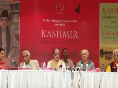 सोज के पुस्तक विमोचन से कांग्रेस ने बनाई दूरी, कश्मीर की आजादी पर दिया था विवादित बयान