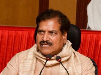 रेल राज्य मंत्री सुरेश अंगड़ी का निधन, पिछले दिनों कोरोना से हुए थे संक्रमित