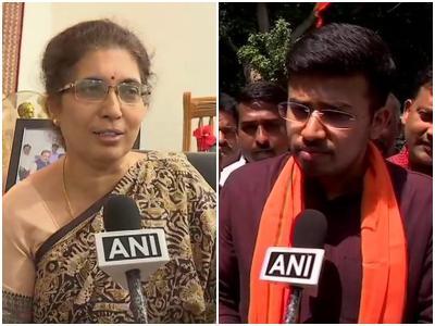 पूर्व केंद्रीय मंत्री की पत्नी को छोड़ 28 साल के लड़के को दे दिया टिकट, उम्मीदवार बोला- यह केवल बीजेपी में हो सकता है