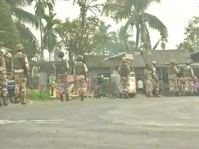 त्रिपुरा विधानसभा चुनाव 2018: भारत-बांग्लादेश बॉर्डर सहित कई इलाकों में सुरक्षा के पुख्ता इतंजाम, वोटिंग आज