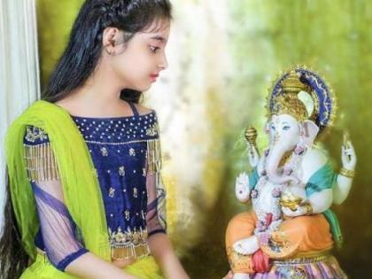 10-year old girl navya baijal got millions followers on Instagramconvinced people her talent | 10 साल की नव्याके टैलेंट से हर कोई हैरान,इंस्टाग्राम पर हो चुके हैं लाखों फॉलोअर्स, जानें सबकुछ