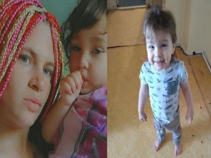 shocking twins fell down from 10 th floor mother was bust on facebook live | फेसबुक लाइव स्ट्रीमिंग करने में व्यस्त थी मां, 10 वीं मंजिल से गिरकर हुई जुड़वा बच्चों की मौत